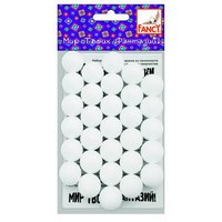 Набор шариков для творчества, 30 шариков, Fancy Creative