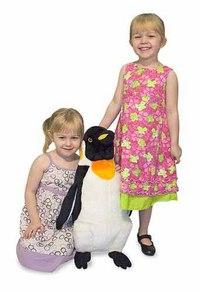 """Мягкая игрушка """"пингвин"""", Melissa & Doug"""