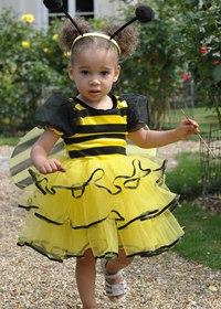 """Карнавальный костюм """"пчелка"""", 1,5-2 года, Travis Designs"""