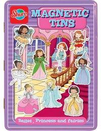 """Игровой набор на магнитах """"принцессы, балерины, феи"""", SHURE"""