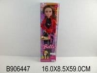 """Кукла """"belle"""", с золотой сумкой, Китай"""