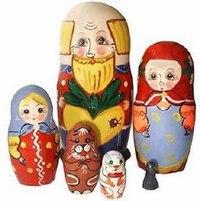 """Матрешка""""репка"""", Русские народные игрушки"""