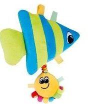"""Мягкая музыкальная игрушка """"разноцветный океан"""", Canpol"""