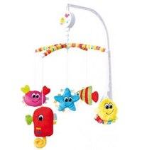 """Музыкальная игрушка-карусель """"разноцветный океан"""", Canpol"""