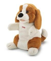 Собачка, 25 см (игрушка на руку), Trudi