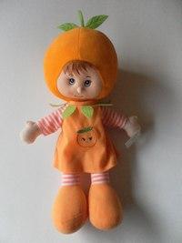 """Куклы - фрукты """"девочка - апельсинчик"""", Coool Toys"""
