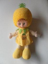 """Куклы - фрукты """"девочка - ананасик"""", Coool Toys"""