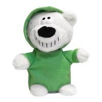 """Интерактивная игрушка """"dj медведь"""", зеленый, Woody O'Time"""