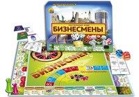 Настольная экономическая игра «бизнесмены», Проф-Пресс
