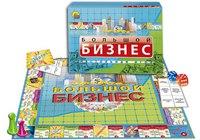 Настольная экономическая игра «большой бизнес», Проф-Пресс