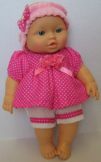 "Кукла ""малышка 8"" (31 см), Весна"