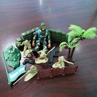 """Набор игровой """"военный"""" c17, Shantou Gepai"""