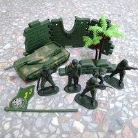 """Набор игровой """"военный"""" 2301, Shantou Gepai"""