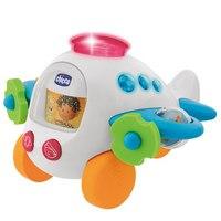 """Развивающая игрушка  """"поющий самолет"""", Chicco"""