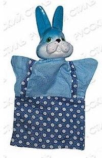 """Кукла-перчатка """"заяц"""", Русский стиль"""