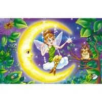 """Пазл """"волшебный мир. фея и месяц"""", 160 элементов, Канц-Эксмо (Listoff, Unnika Land)"""