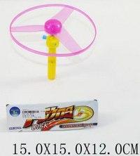 Кольцо с запуском, розовый, Shantou Gepai