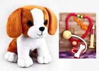 """Мягкая игрушка """"маленький доктор пёс"""", Fluffy Family"""