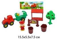 """Набор игровой """"ферма"""" (8 предметов), Shantou Gepai"""
