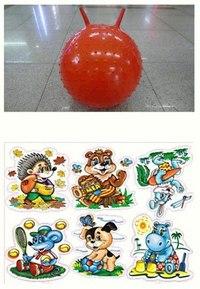 Мяч-прыгун (55 см), Shantou Gepai