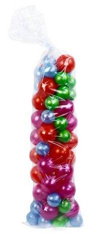 """Набор для игры """"шары для сухого бассейна"""", диаметр 6 и 8 см, Нордпласт"""