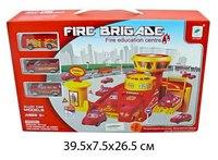 """Набор игровой """"пожарная станция"""", Shantou Gepai"""