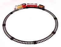 """Железная дорога """"-конструктор"""", длина пути 282 см, Голубая стрела"""