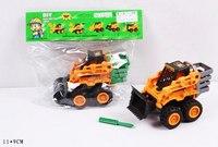 """Трактор """"погрузчик разборный"""", 2 вида, Shantou Gepai"""