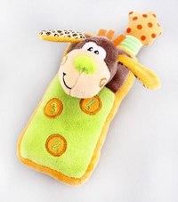 """Развивающая игрушка """"мобильный телефон"""", Жирафики"""