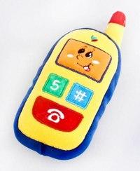 """Развивающая игрушка """"веселый телефон"""", Жирафики"""