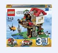 """Конструктор lego """"криэйтор. домик на дереве"""", MGA Entertainment"""