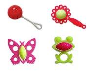 """Подарочный набор погремушек """"весенняя прогулка"""", Аэлита (игрушки)"""
