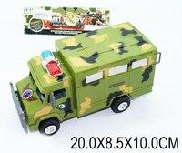 """Машина военная, инерционная """"грузовик"""", Shantou Gepai"""