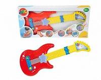 Музыкальная гитара на батарейках, Simba (Симба)