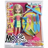 "Кукла moxie ""цветные волосы. эйвери"", MGA Entertainment"