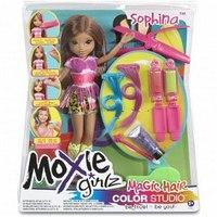 "Кукла moxie ""цветные волосы. софина"", MGA Entertainment"