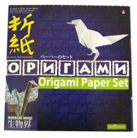 """Набор бумаги для оригами """"живой мир"""", 24 листа, Альт"""