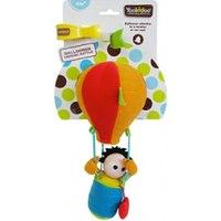 """Игрушка мягкая """"человек на воздушном шаре"""", Yookidoo"""