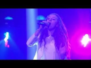 Rihanna- We found love (Renée, Molly Sue, Joli) - Battles - The Voice Kids 2015