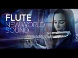 New World Sound &amp Thomas Newson - Flute (Instrumental Cover by Gina Luciani)