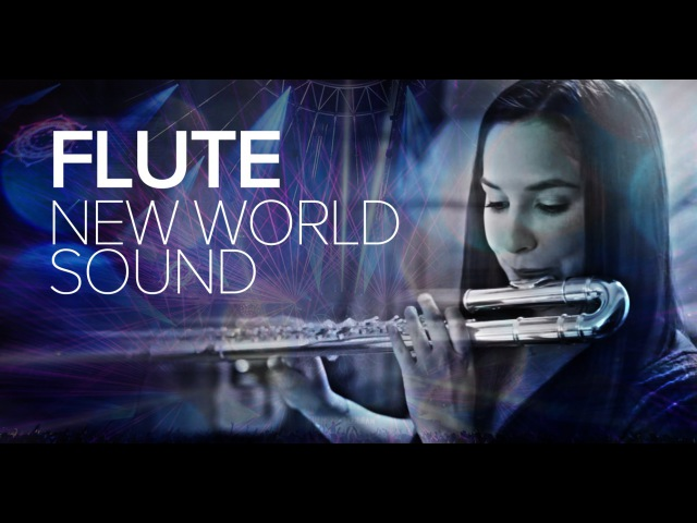 New World Sound Thomas Newson - Flute (Instrumental Cover by Gina Luciani)