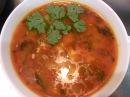 Как приготовить Мампяр Уйгурский суп с тестом