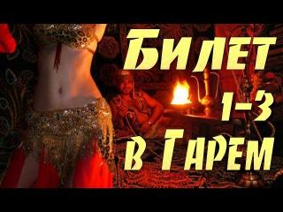 Остросюжетный сериал БИЛЕТ В ГАРЕМ. Серии 1-3. Фильмы сериалы онлайн.