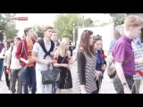 В Москве прошла акция памяти жертв бомбардировки Хиросимы и Нагасаки