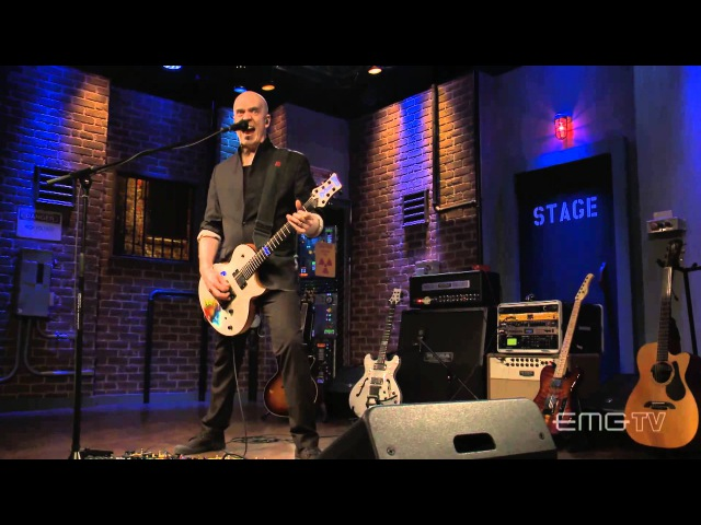 Devin Townsend gives EMGtv More