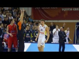 Highlights: CSKA Moscow-Fenerbahce Ulker Istanbul