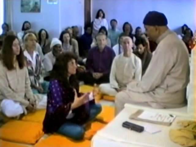 Созерцайте внутреннее сияние - 26 ноября 1992 Шри Х В Л Пунджа, Пападжи