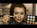 Chocolate makeup tutorial  Макияж горячий шоколад