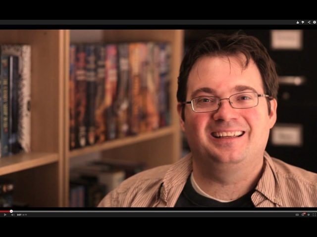 Brandon Sanderson: Writing of Epic Proportions