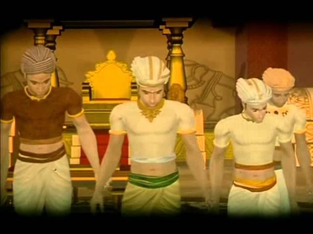 Махабхарата: Братья Пандавы.
